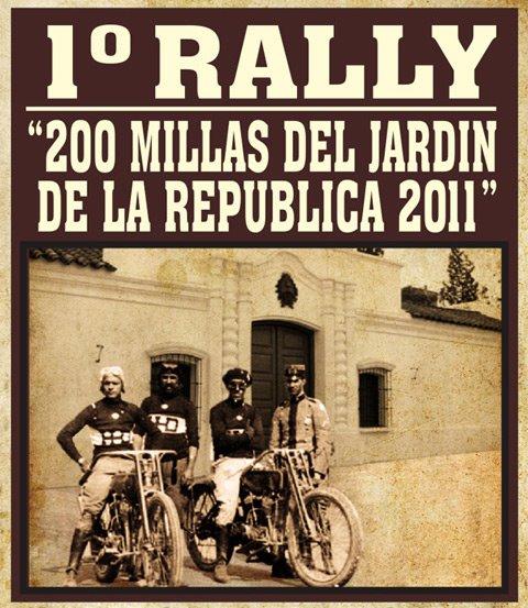 Conoc tucum n 1 rally 200 millas el jard n de la for Al jardin de la republica lyrics