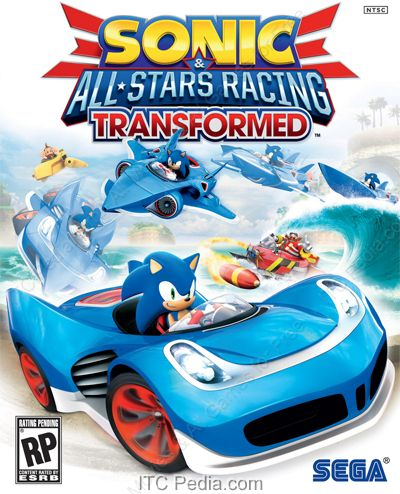 Sonic Sega All Stars Racing Repack MACOSX - MONEY