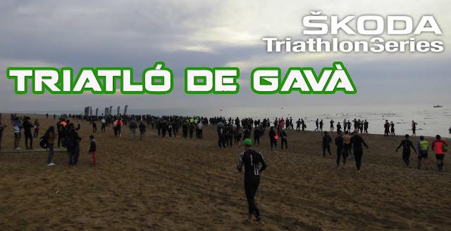Triatló de Gavà 2015