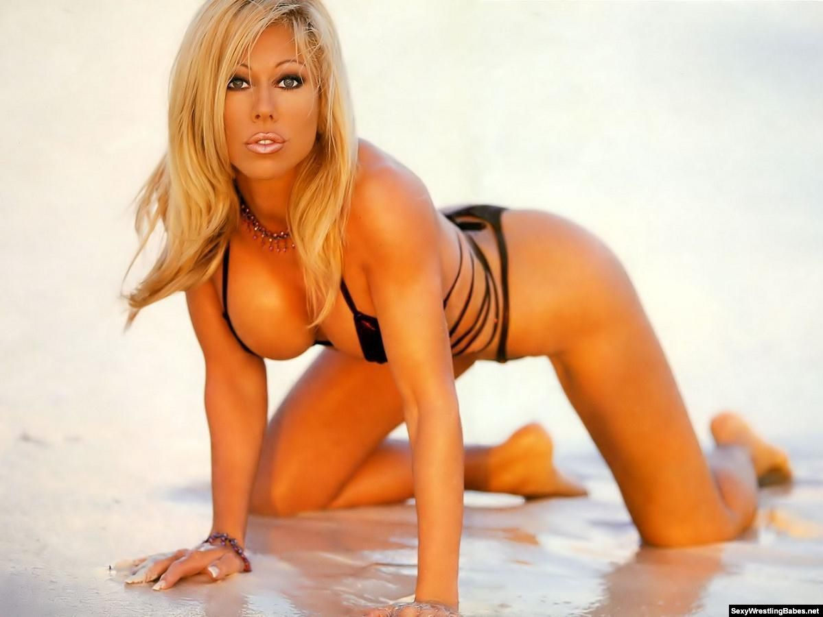 Wallpaper World Terri Runnels Vs New Jack