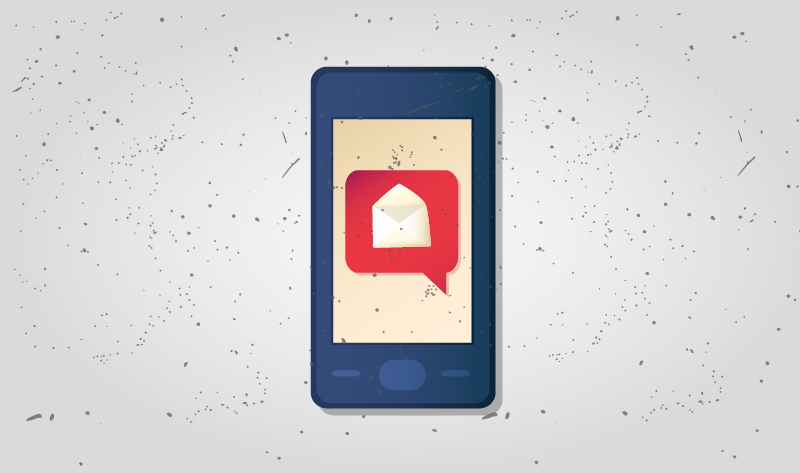 Five Tops Tip For Optimising Email Campaigns For Mobile Devices - #infographic