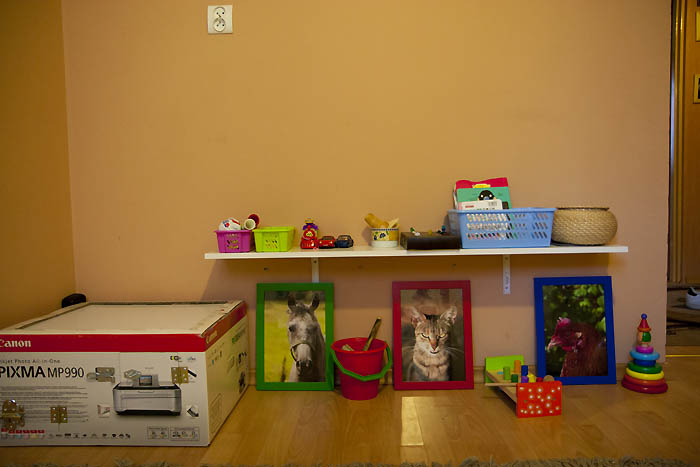 Przestrzeń do zabawy – cz. 18 – obrazek na ścianie