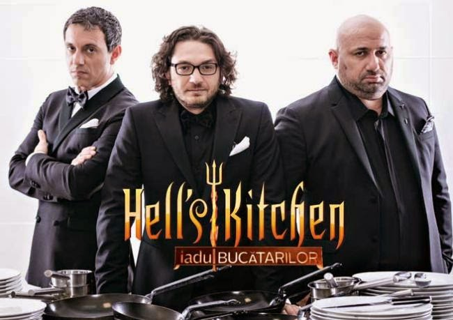 Hell's Kitchen Iadul bucatarilor sezonul 2 episodul 10 din 7 aprilie 2015 online