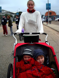 Jingle Bell 5K with My Kids 2009