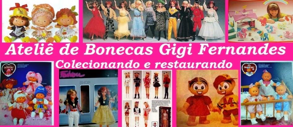 Ateliê de Bonecas Gigi Fernandes