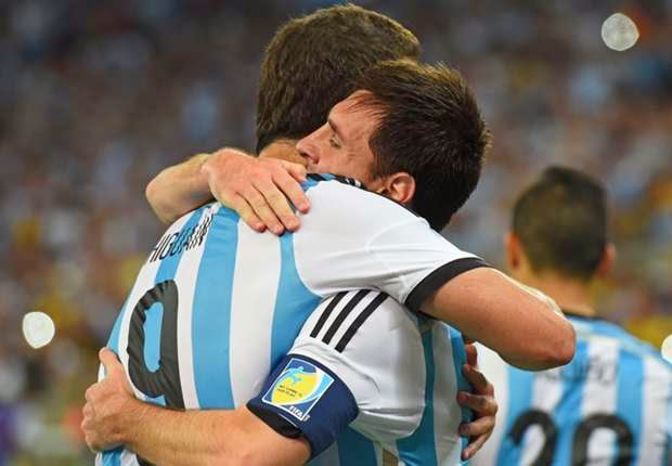 Prediksi Skor Pertandingan Argentina vs Iran Piala Dunia 2014