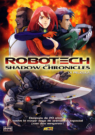 Robotech: Las Cronicas de la sombra (2006) [Latino]