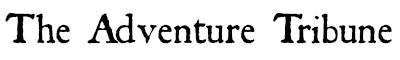 The Adventure Tribune