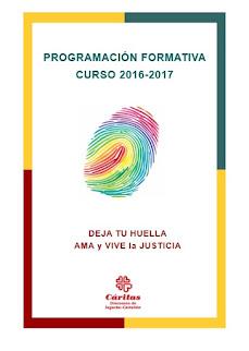 PROGRAMACION FORMATIVA 2016-2017
