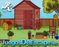 Juegos de Escape Pup Garden Escape