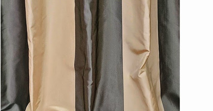 Online Drapery Store Shop Online Discount Window Curtains And Drapes Designer Silk Stripe