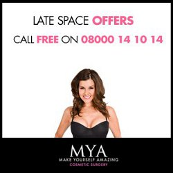Fantastic Laser Liposuction Offers at MYA.co.uk