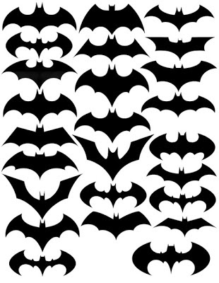 foodfortina: Recipe: The Batman Trilogy cake