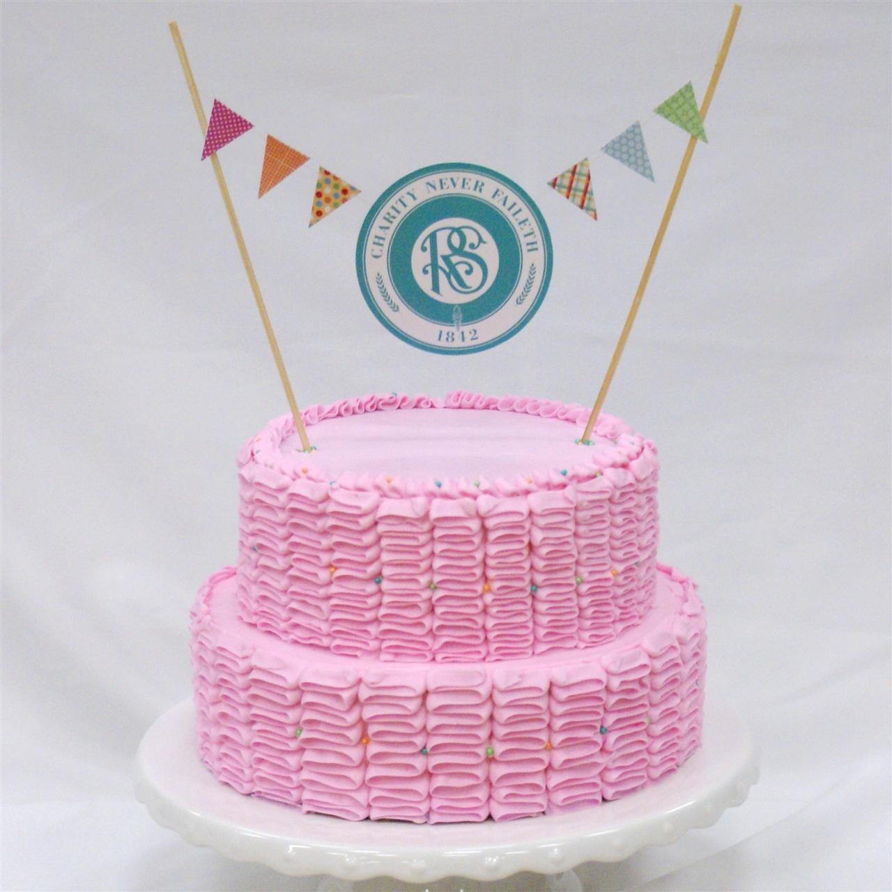 Crme De La Cakes March 2013