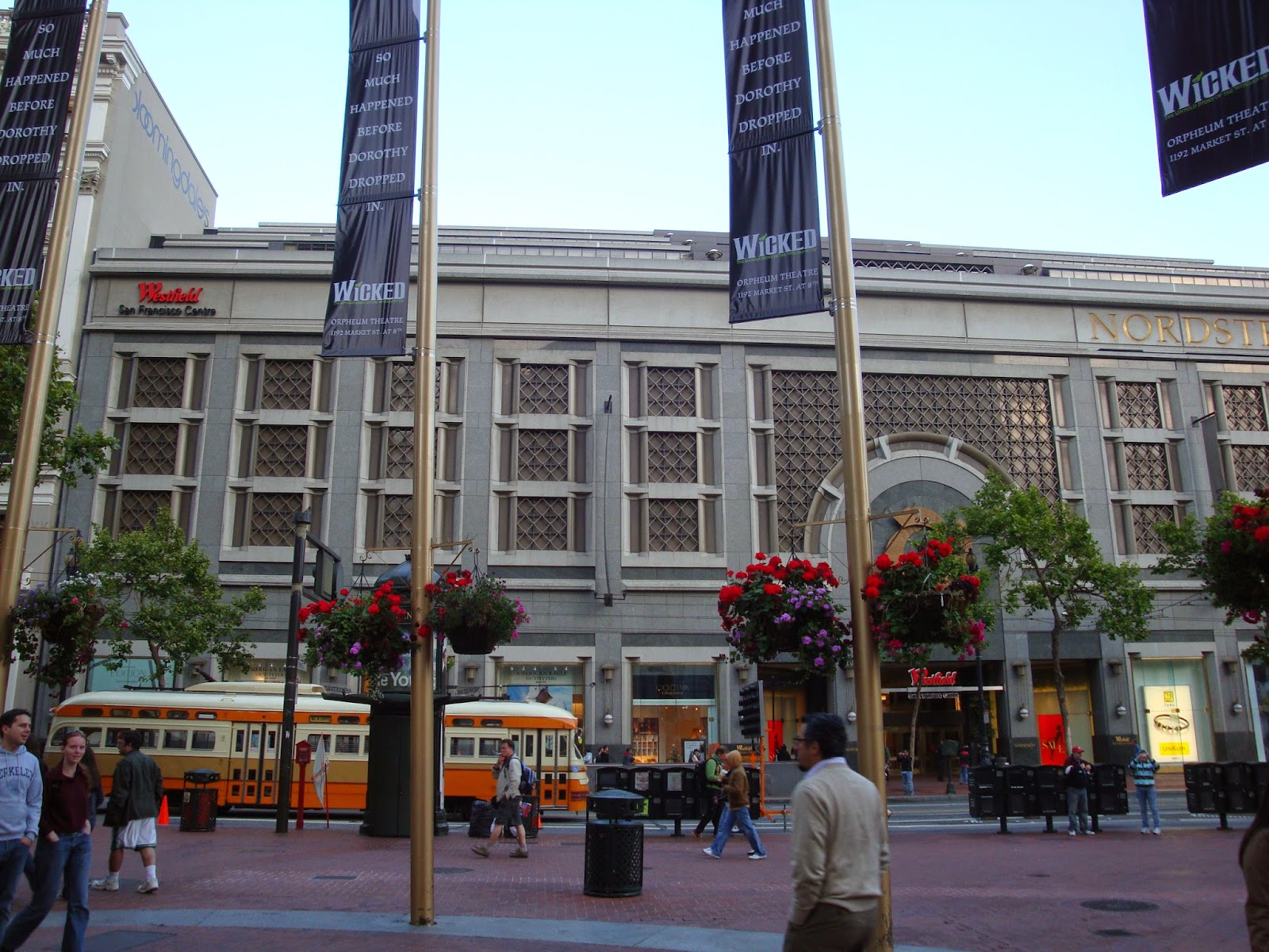 shopping Westfield San Francisco Centre em San Francisco