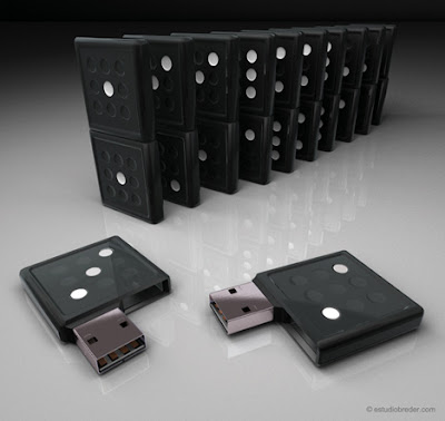 Creative USB Drives and Cool USB Drive Designs (15) 12