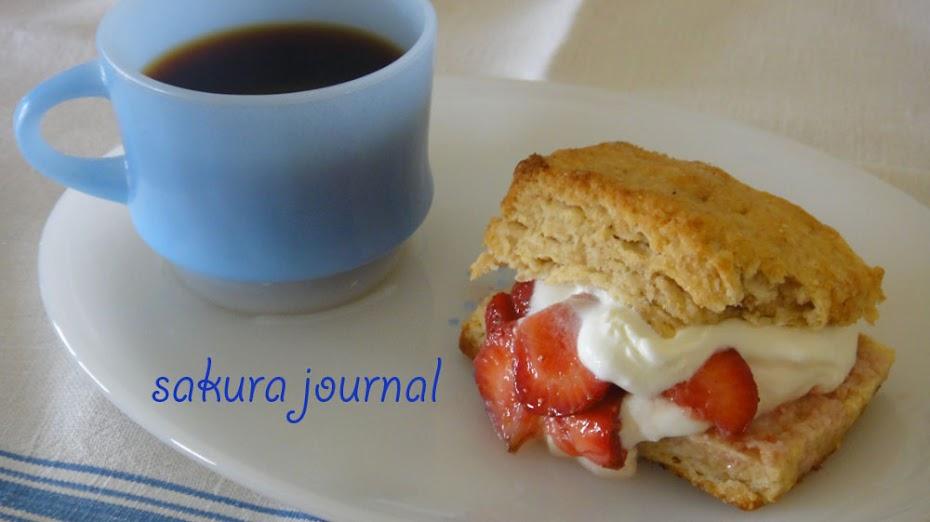 Sakura journal