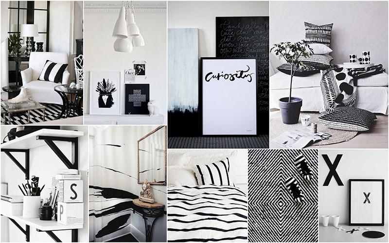 Вдохновение месяца ноябрь — монохромность (чёрное и белое)