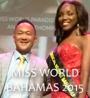 Miss World Bahamas 2015