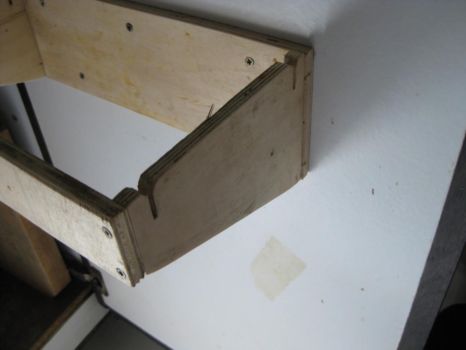 Bricolaje oficios y otras cosas soporte para reciclar - Reciclar muebles de cocina ...