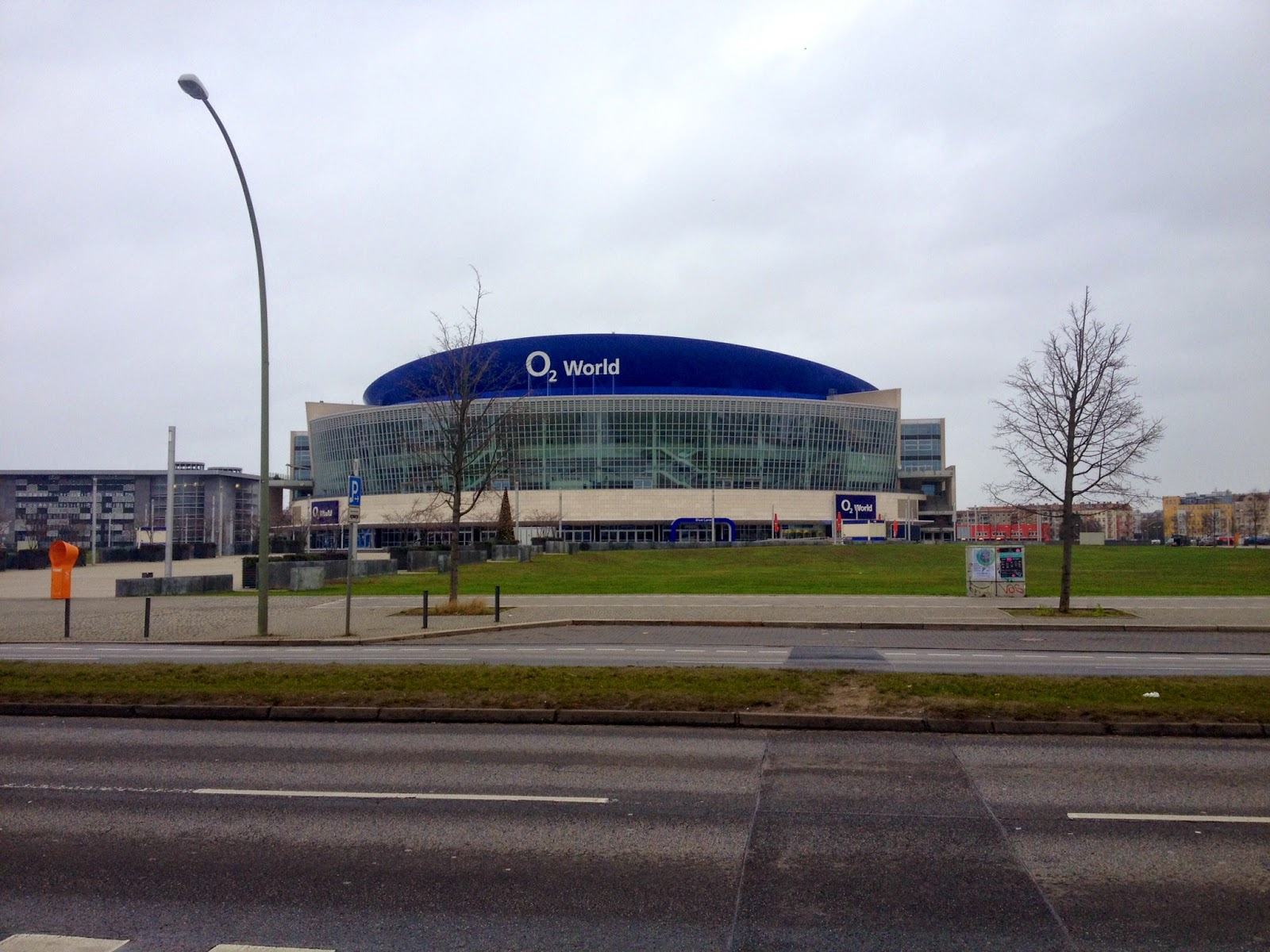 O2 World Arena