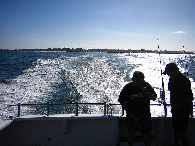 A Fishing Trip in Mandurah