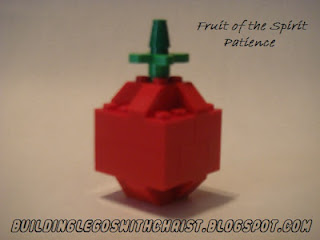 LEGO Fruit, Fruit of the Spirit, Christain Lego Creations