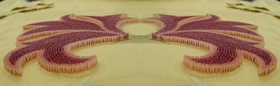 örnek tufting embroidery nakış işleme modelleri