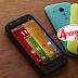Moto G recebe o Android Kit Kat (4.4.2)