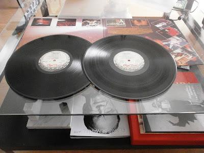 Barón Rojo - Barón al Rojo Vivo (1984) Interior y discos