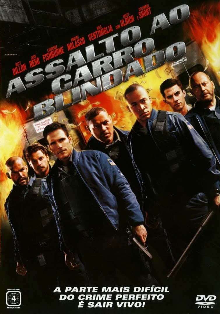 Assalto ao Carro Blindado – Dublado (2009)