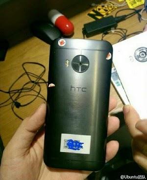 Terungkap! 2 Foto HTC One M9 Plus Beredar Di Internet