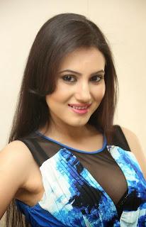 Telugu Actress Anu Smruthi Latest Pictures in Short Dress at Heroine Movie Press Meet  17.jpg