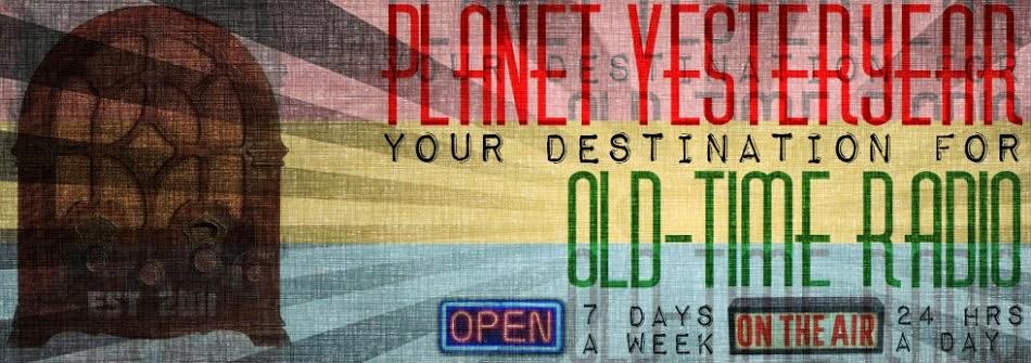 Planet Yesteryear