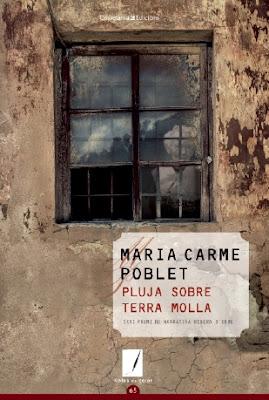 Pluja sobre terra molla - Maria Carme Poblet