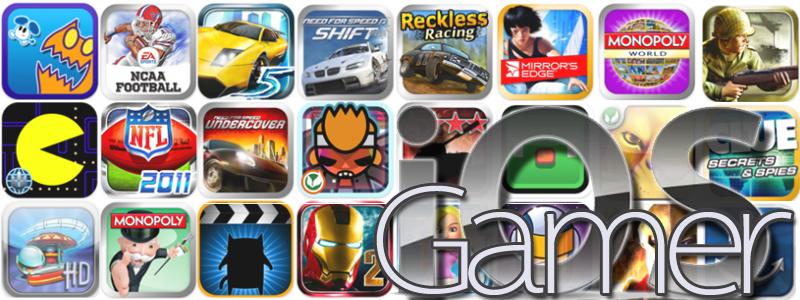 Gamer iOS