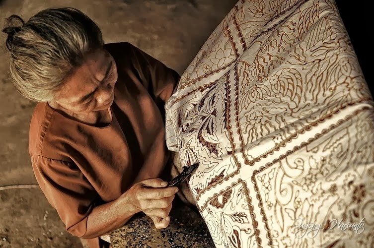 Membedakan Batik Tulis dan Cap | Rok Batik Karawang
