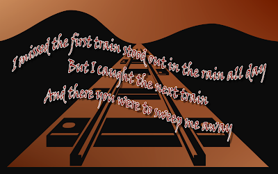 Again - Bruno Mars Song Lyric Quote in Text Image