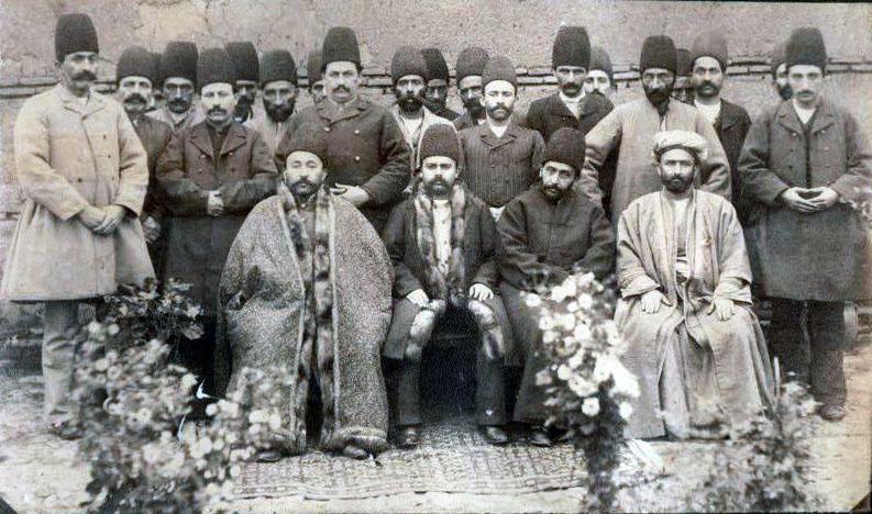 عکس قجری گیل مردان