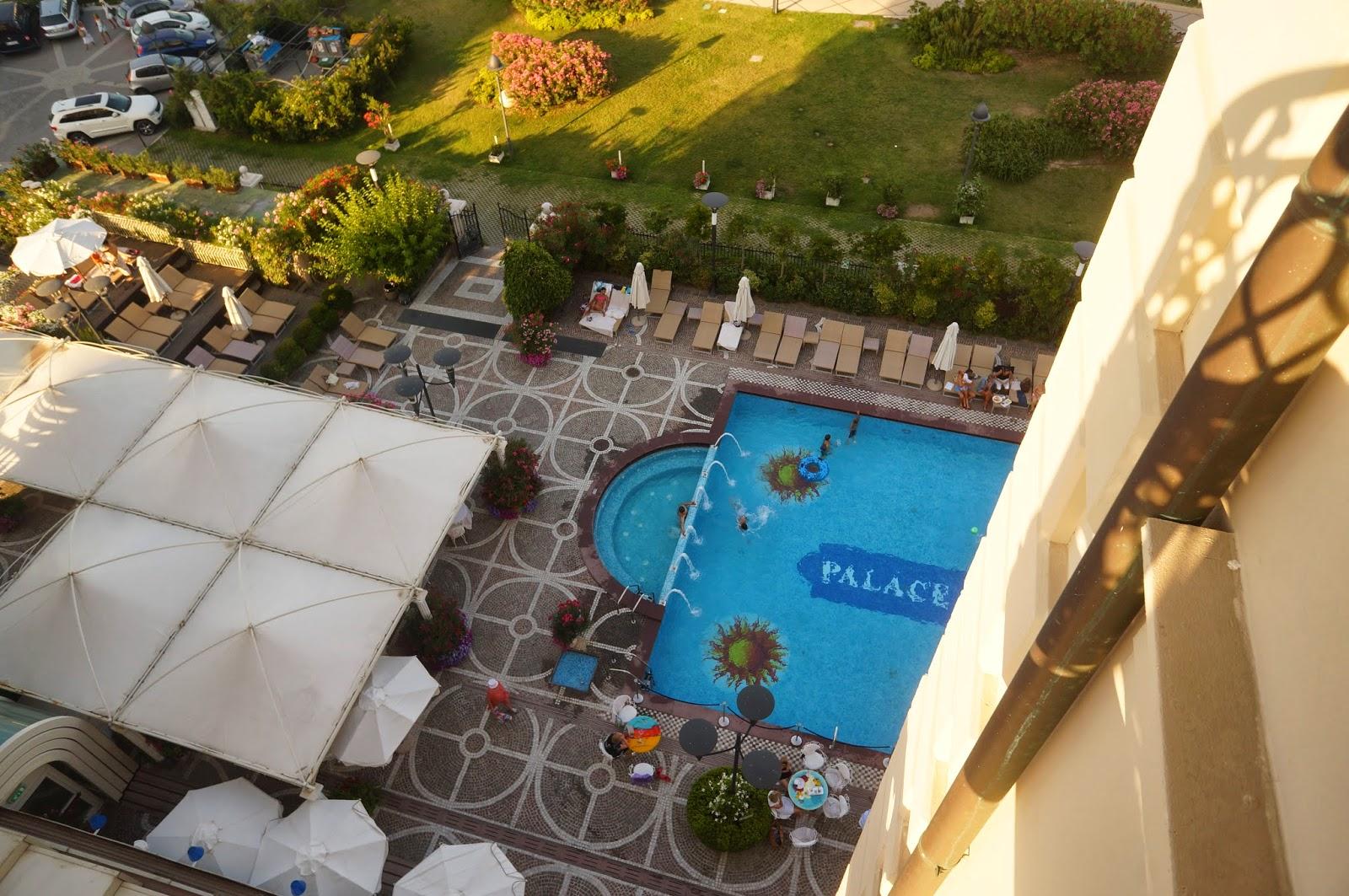 Бассейн-отеля-Palace