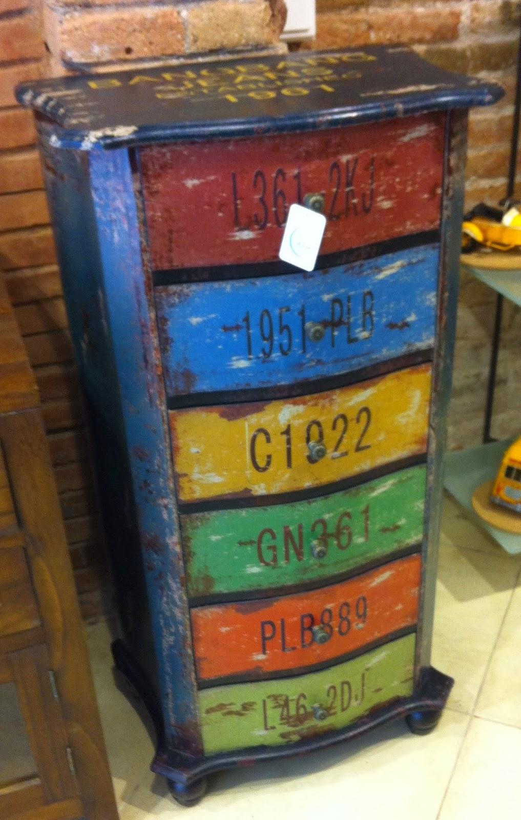 Mueble vintage a buen precio