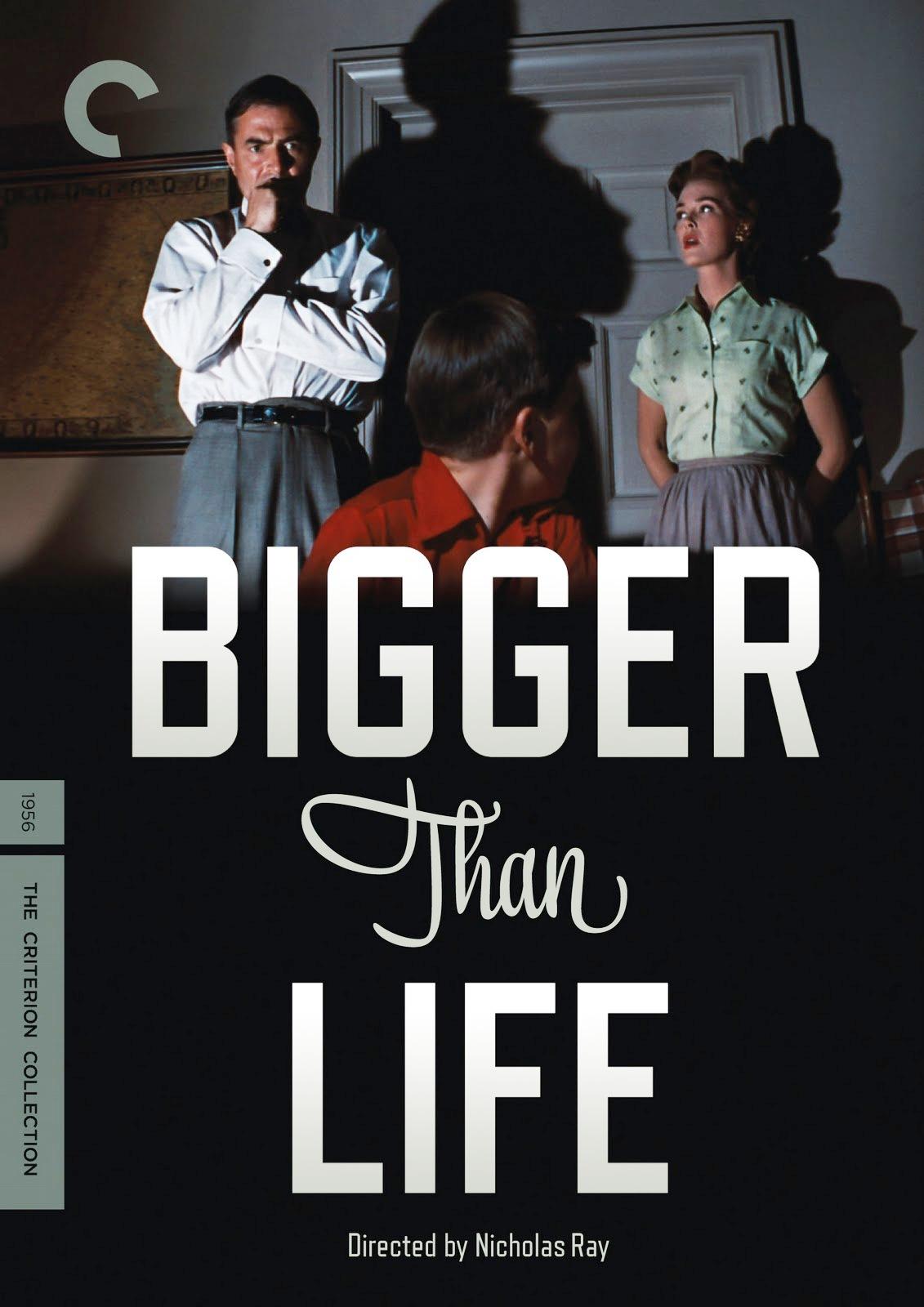 BIGGER THAN LIFE: Blu-ray (2oth Century-Fox 1956 ...