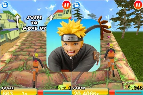 Ultimate Ninja 3D Run Battle v1.0 APK Mod
