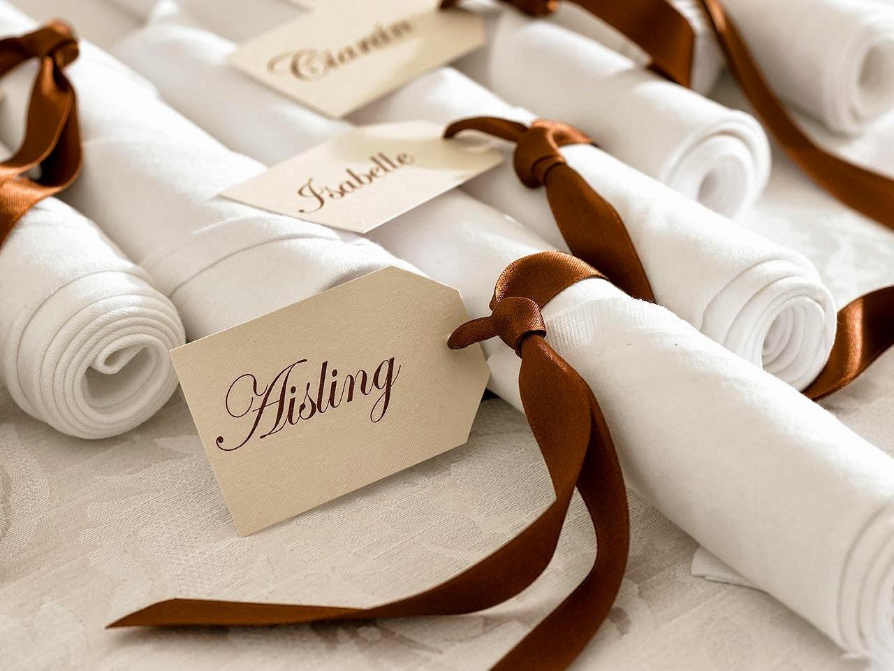 Стили оформления свадеб шоколадная
