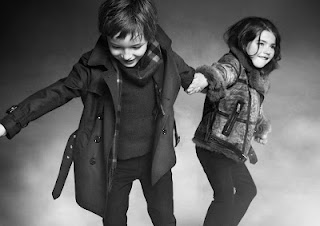 Kenzo Kids Mode für Herbst und Winter 2013