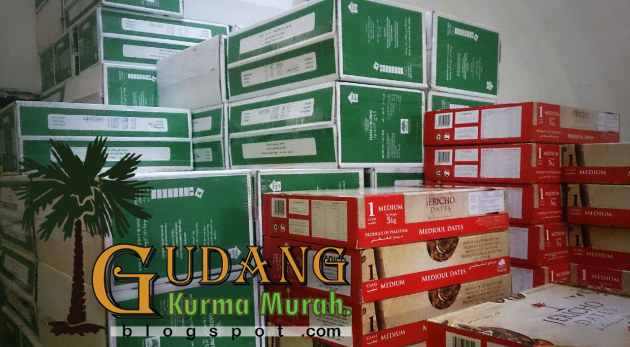 Gudang Kurma Grosir Gudangnya Murah Jakarta Promo Date Crown Khalas 1kg Jual