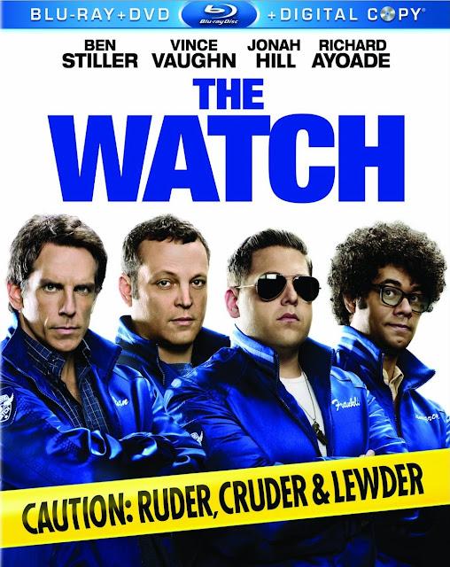 The Watch (2012) BluRay 720p 700Mb Mkv