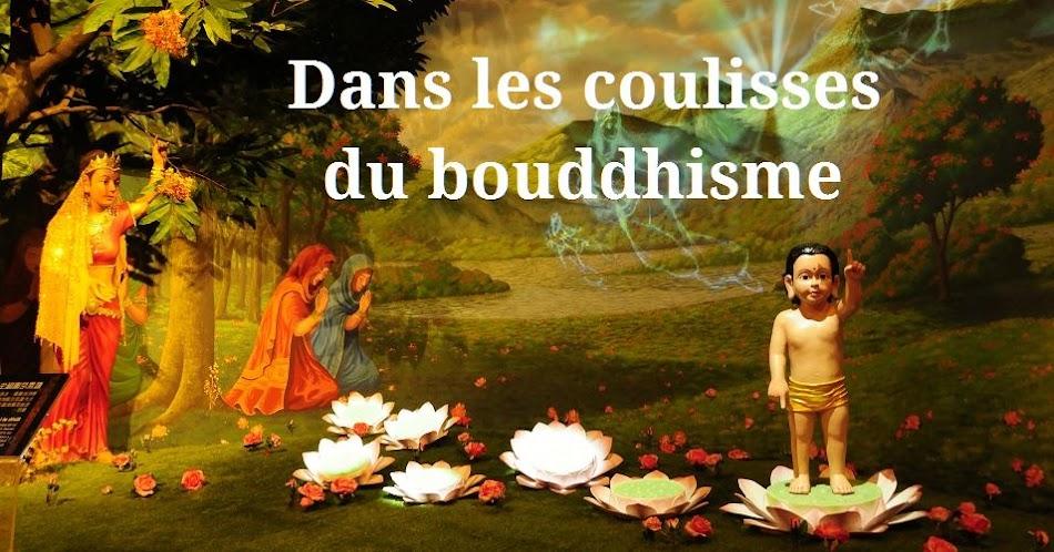Les coulisses du bouddhisme