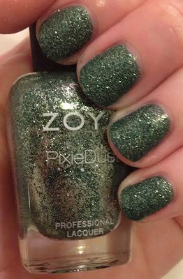Zoya, Zoya Fall 2013 PixieDust Collection, Zoya nail polish, textured nail polish, matte nail polish, glitter nail polish, Zoya Chita
