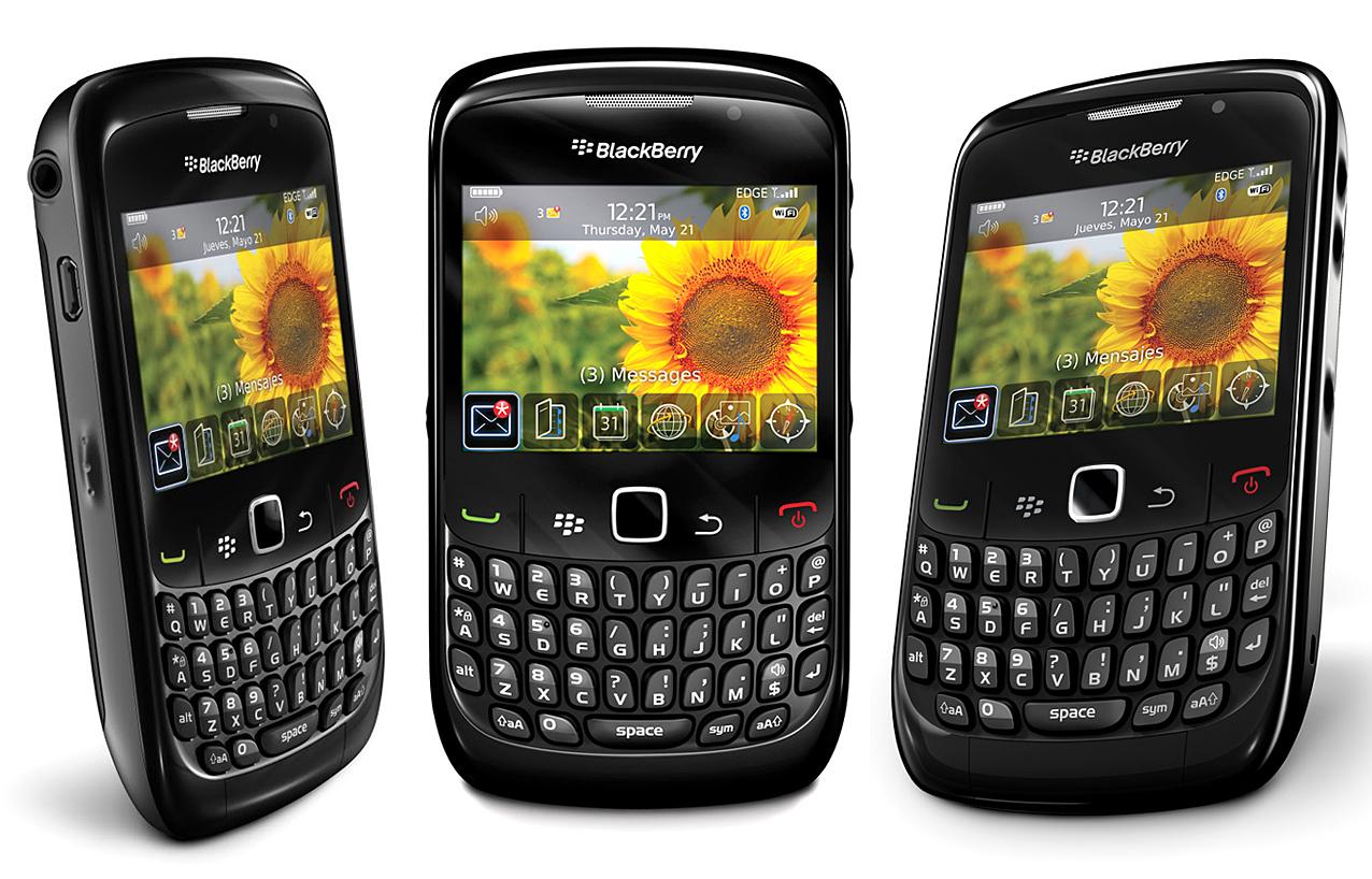 Spesifikasi + Harga Blackberry Curve 8520 Gemini Baru dan Second